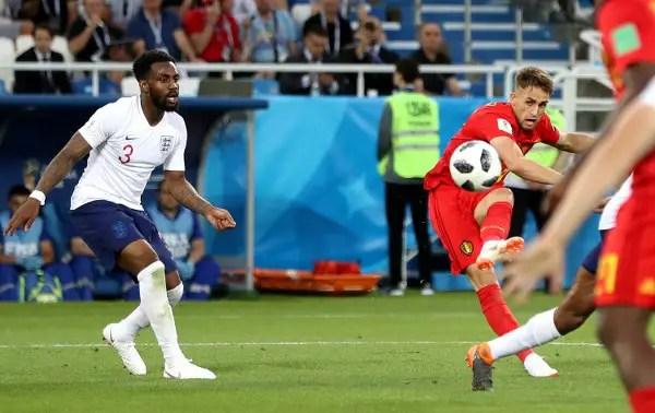 Januzaj Scores As Belgium Edge England To Top Group G, Tunisia Pip Panama