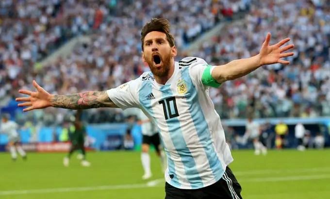Deschamps: France Must Neutralise Messi In Argentina Clash