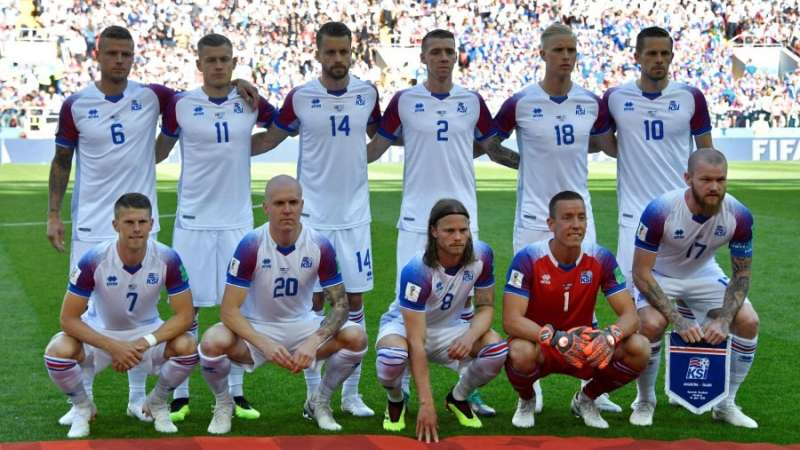 VIKINGS: 5 Iceland Players Super Eagles Must Watch Closely