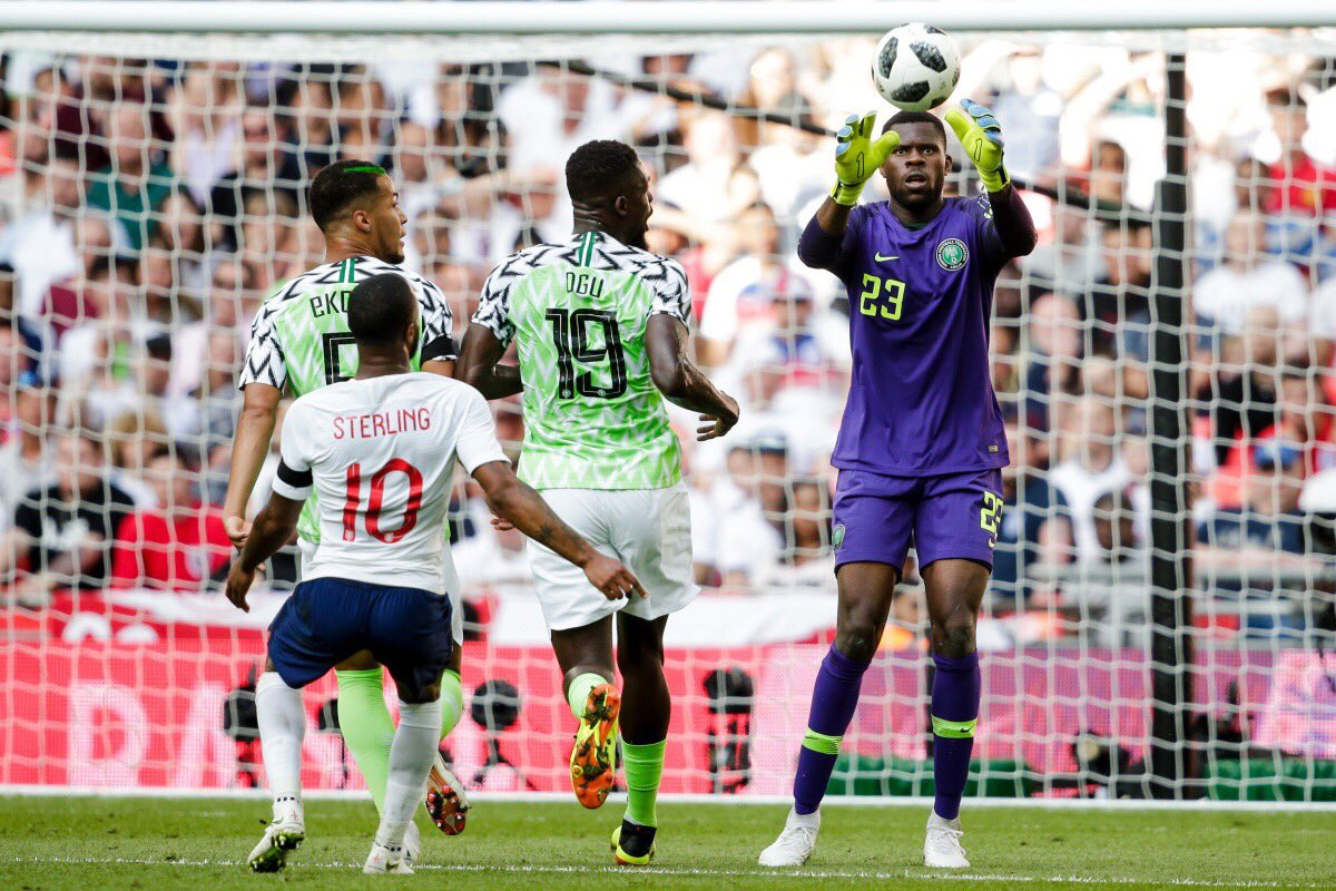 INTERVIEW – Ogu: Friendly Defeats Woke Eagles Up; We'll Fight To Succeed In Russia