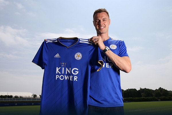 Evans Joins Ndidi, Iheanacho At Leicester City From West Brom