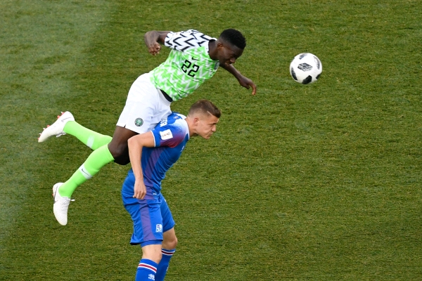 Chelsea Hail Omeruo For Impressive Showing In Super Eagles Win Vs Iceland