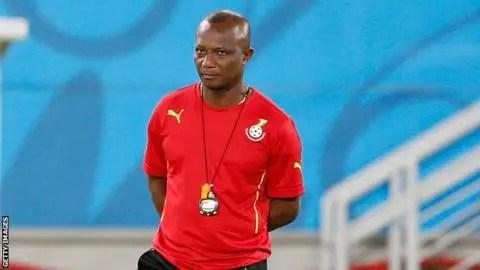 Ghana Coach Appiah Backs Nigeria, Senegal To Succeed In Russia