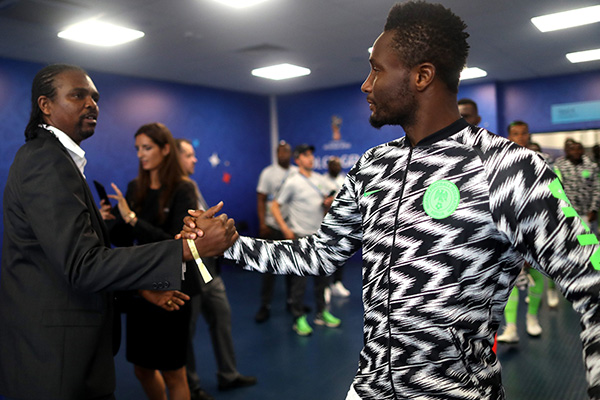 Mikel To Croatia Coach: Play Your Best 11 Against Iceland