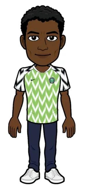 Nigeria Kit Now Available In Bitmoji