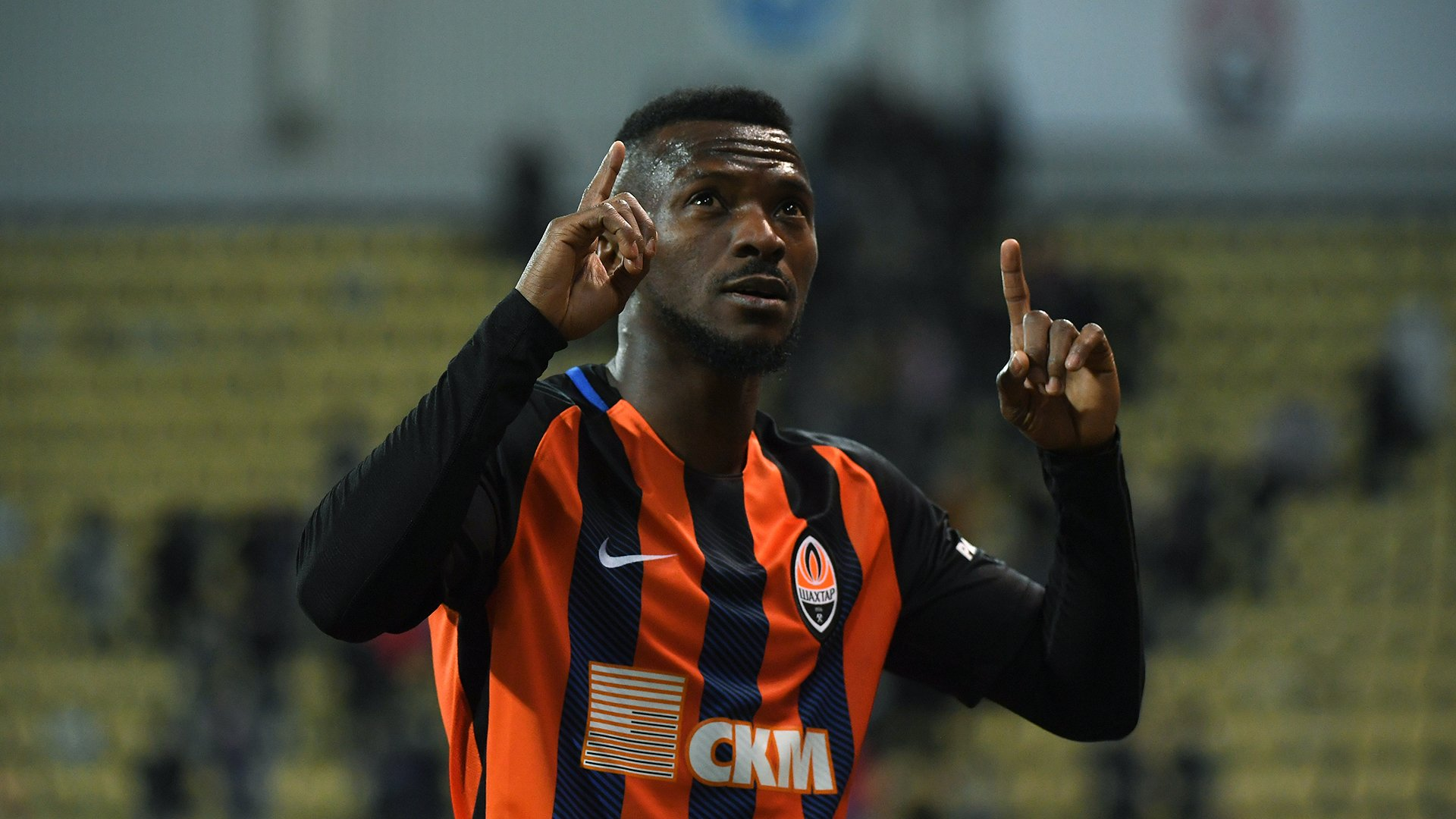 Kayode Joins Shakhtar Donetsk On Permanent Basis From Man City