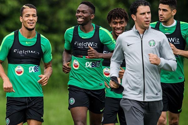 Omeruo: Eagles Not Under Pressure Vs England, Will Make Nigerians Proud