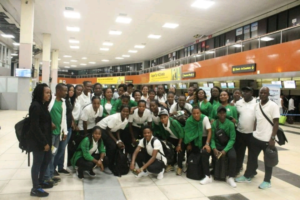 Super Falcons To Train Tuesday At AWCON Qualifier Vs Gambia Venue