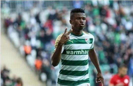 Agu Resumes Pre-season Training With FC Porto