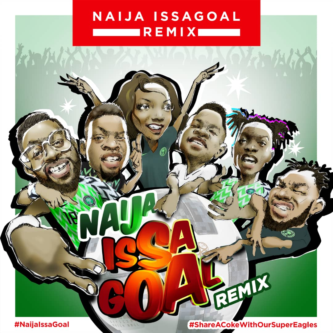 """Why Coca Cola Adopted SlimCase's """"Issa Goal"""" Remix As Theme Song – Onyemelukwe"""
