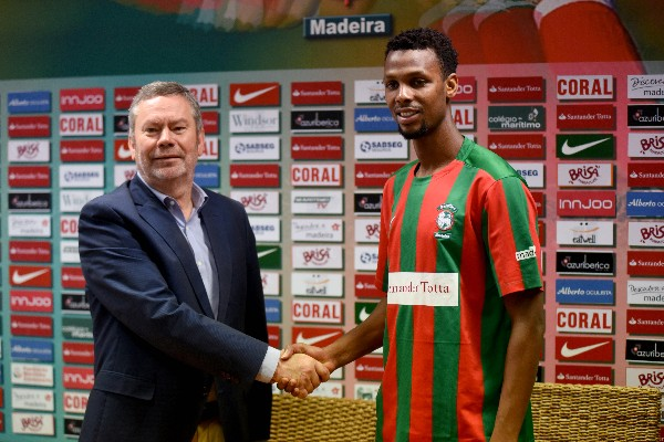 Alhassan Joins Portuguese Club Maritimo Madeira From Austria Wien