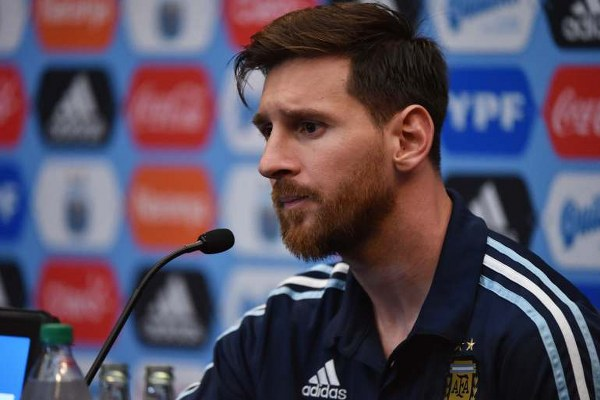 Messi: Why Russia 2018 May Be My Last World Cup