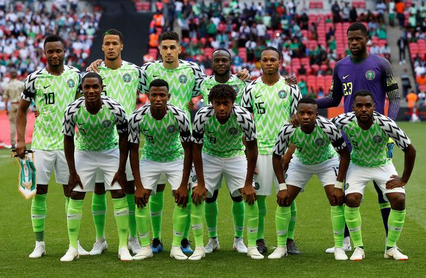 Influential GQ Magazine Votes Super Eagles Jersey Best In Russia 2018