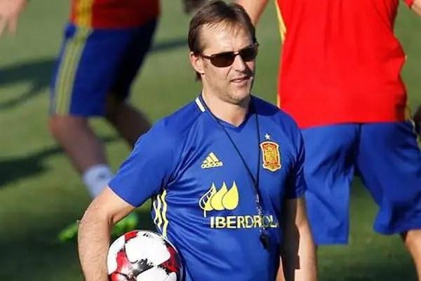 Real Madrid Name Spain Coach Lopetegui As Zidane Successor