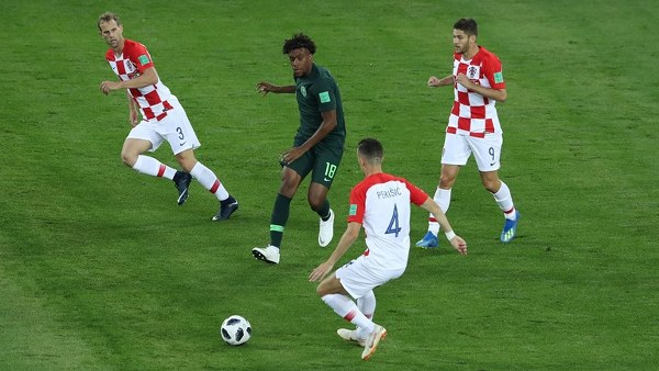 Iwobi: Eagles Must Make 2018 World Cup Lessons Count In AFCON 2019 Campaign