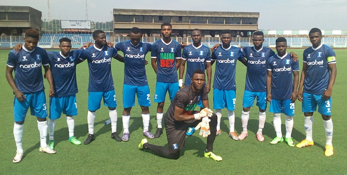 3SC Maul Benin Republic's Anosie 5-0 In Friendly, Coach Agoye Upbeat About Promotion Bid