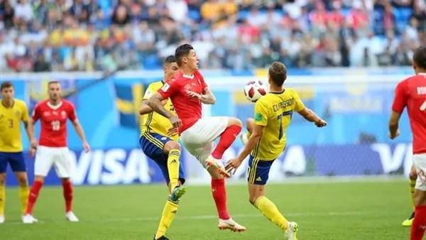 Switzerland Coach: We Were Not At Our Best Against Sweden