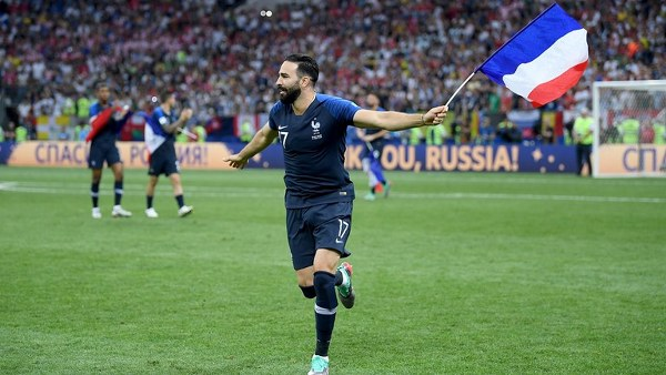France Defender Rami Announces International Retirement After World Cup Win