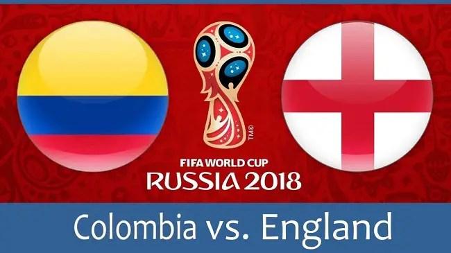 World Cup 2018: Columbia Vs England Betting Tips