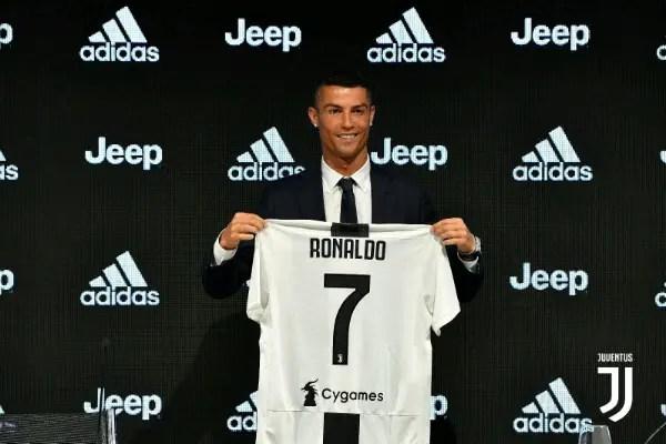 DOUBLE DELIGHT: Ronaldo, Serie A Set For Debut On GOtv