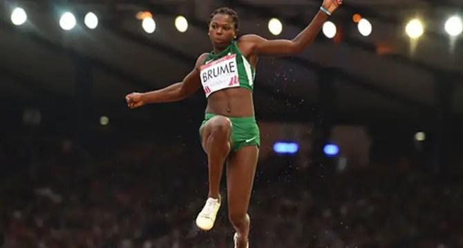 Asaba 2018: Brume Leads Nigeria's Charge For Gold On Day 3; Ajayi, Okon-George Battle Semenya For 400m Gold