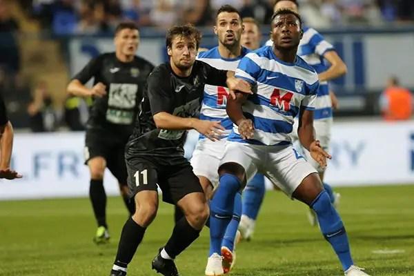 Eagles Euro Round Up: Henty Bags Goal No.2 in Croatia; Umar, Onyekuru Benched