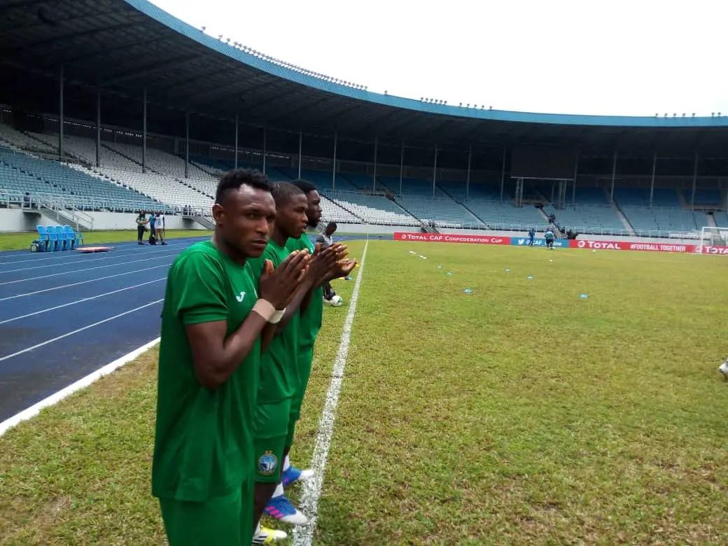 CAFCC Group C: Enyimba Stay Top As Djoliba Beat CARA 2-0