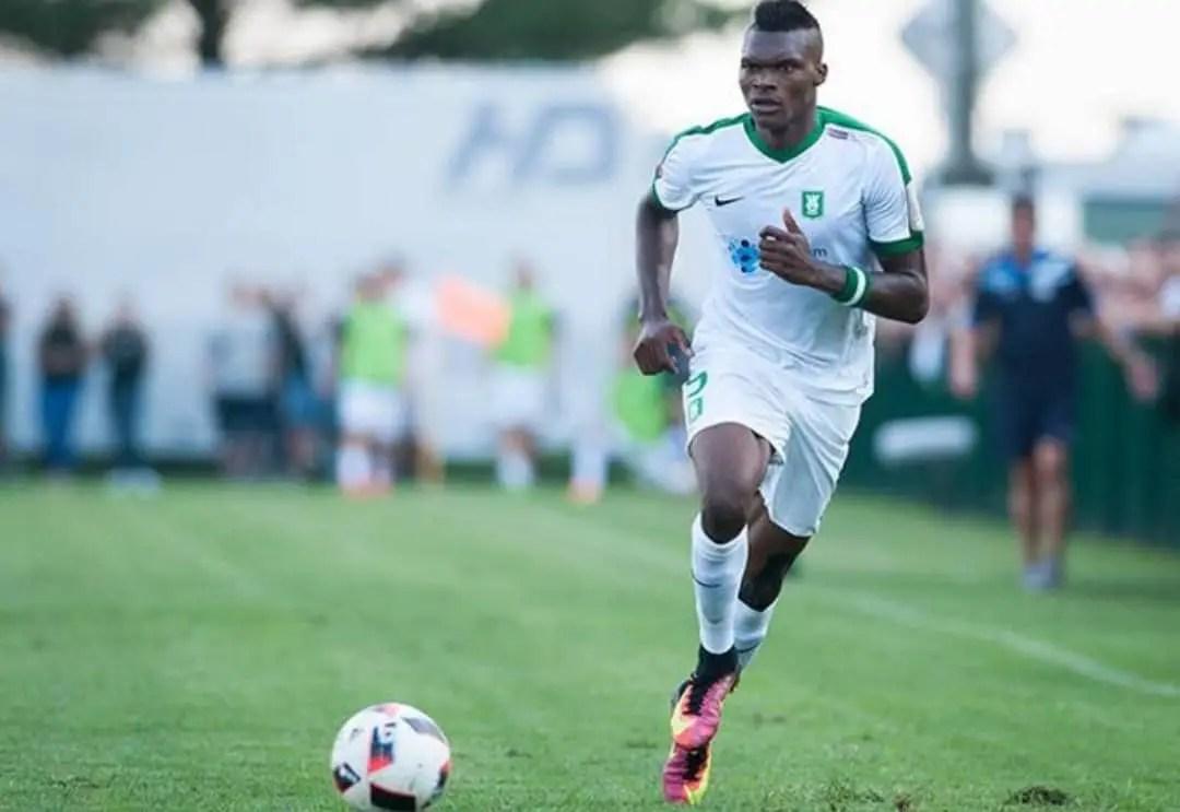Nigerian Forward Eleke Joins Swiss Club FC Luzern On Four-Year Deal From FC Ashdod