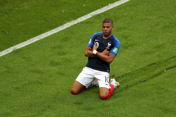 Mbappe Donates World Cup Match Fees, Bonuses To Charity