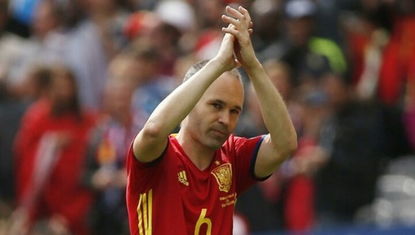 Spain Legend Iniesta Retires From International Football After Russia Defeat