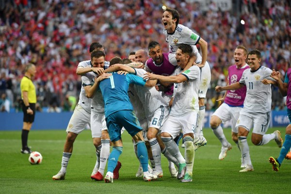 Russia Coach After Victory Over Spain: I'm Only Thinking About Quarter-Finals