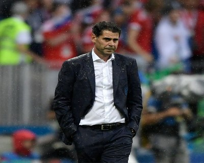 Hierro Downcast After Spain Defeat, Unsure Of Future As Manager