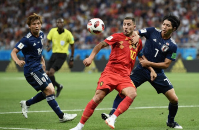 Hazard: It Will Be Magnificent To Face Brazil  In World Cup Q/Finals