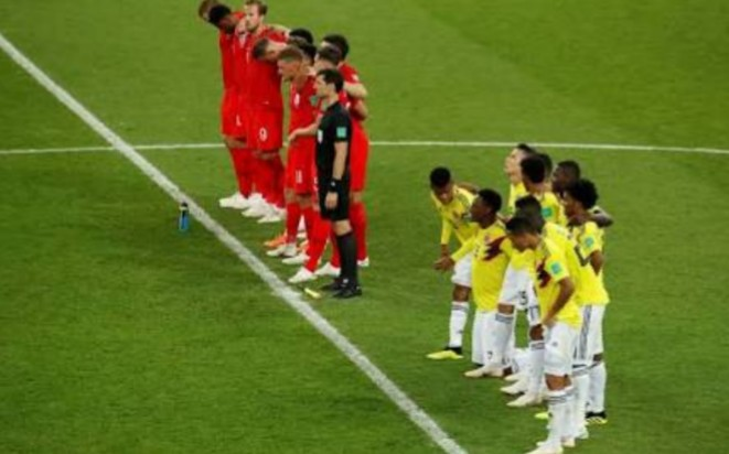Colombia Coach Pekerman: We Fought England To A Standstill