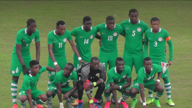 Udoh: Flying Eagles Were Condemned To Beat Mauritania