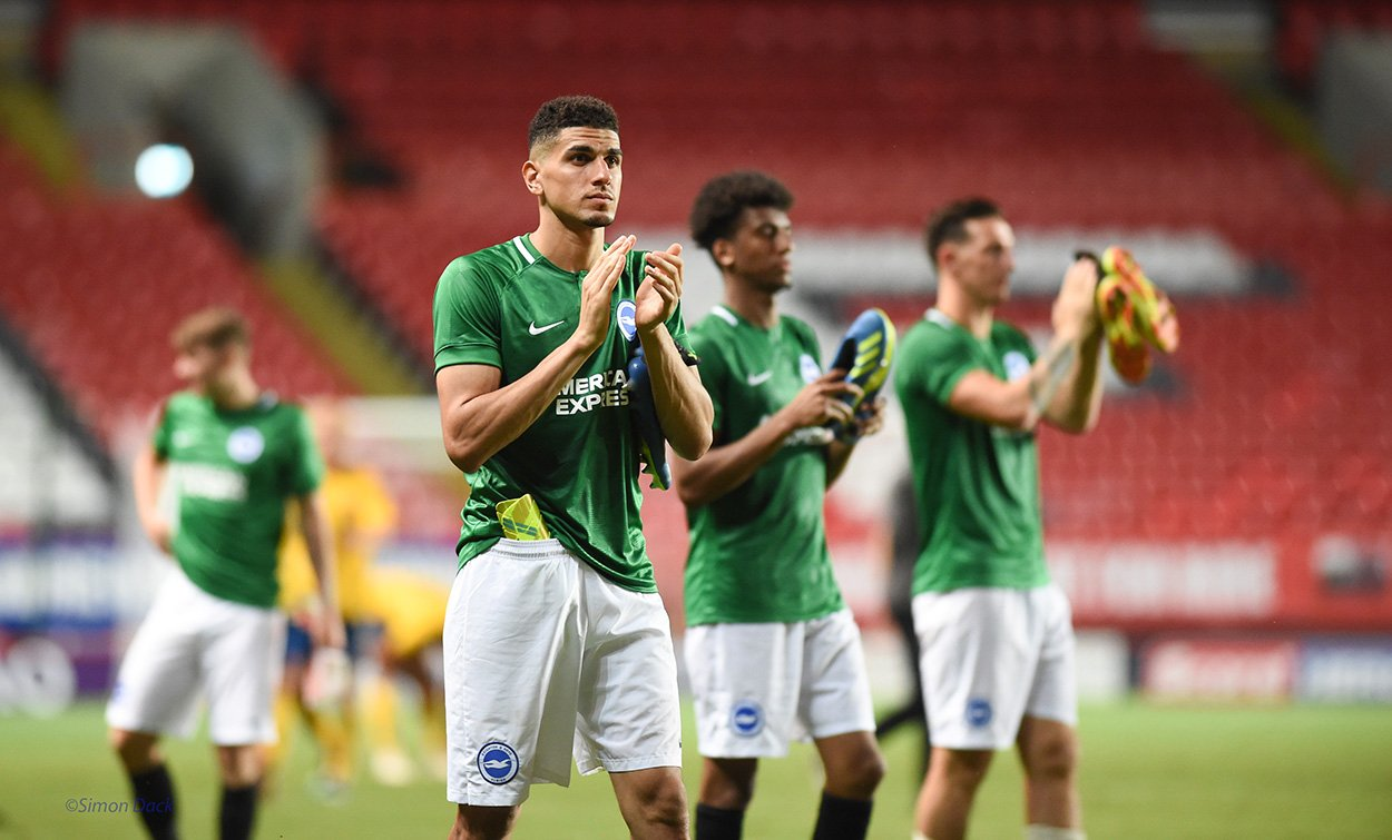 Balogun Debuts For Brighton In Preseason Friendly Draw With Charlton