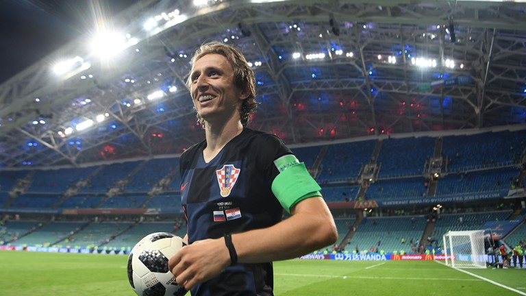Best FIFA Football Awards 2018: Modric Crowned Men's Best Player
