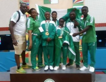 Team Nigeria Place 5th In AYG, Win 103 Medals
