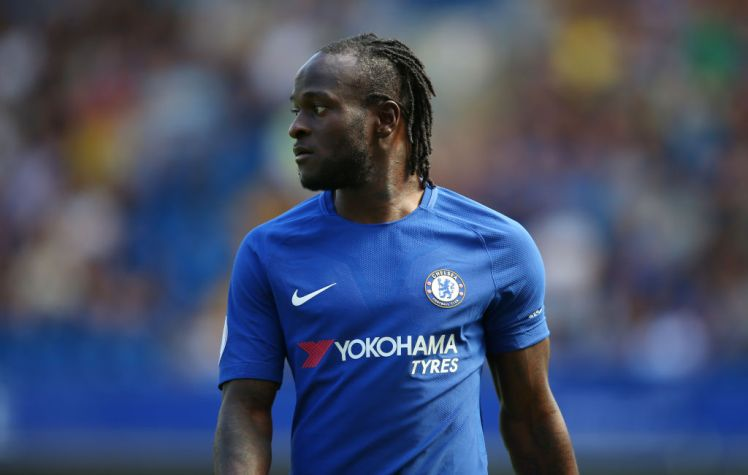 2018 ICC: Moses In, Aina Out As Chelsea Land In Dublin For Arsenal Clash