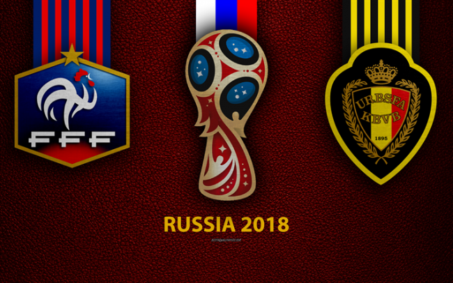 World Cup 2018: France Vs Belgium Betting Tips