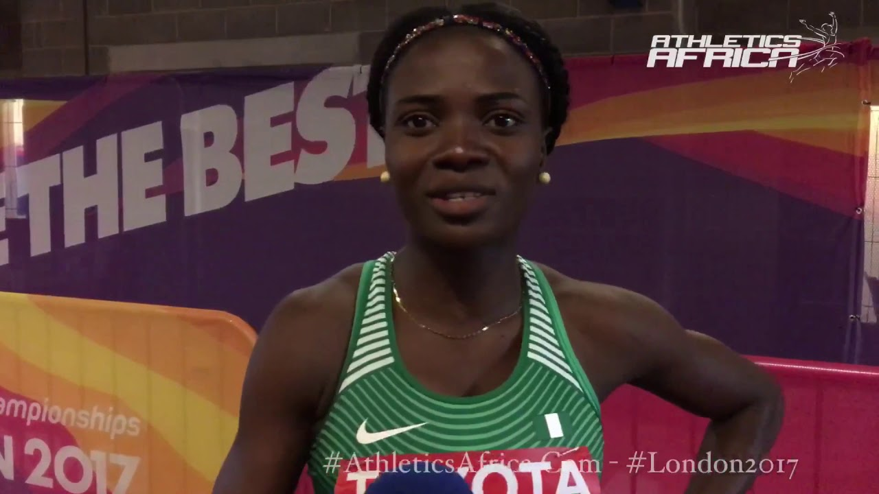 IAAF Diamond League: Amusan Seals 100m Hurdles Final Spot With New Personal Season's Best