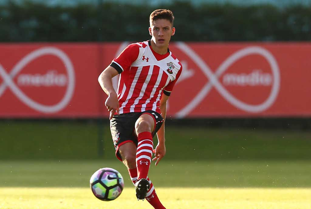 Saints Youngster Agrees Loan Switch
