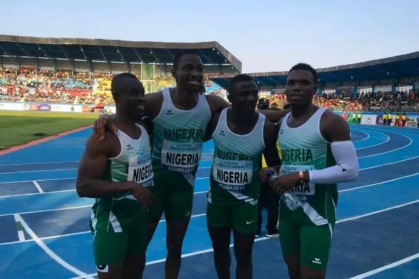 Asaba 2018: Team Nigeria Finish Third Behind Kenya, South Africa