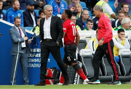 Man United Boss, Mourinho: Mistakes Killed Us Against Brighton