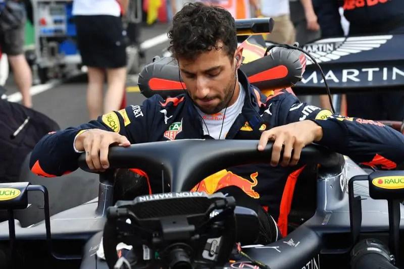 Ricciardo Exit Difficult To Understand – Horner