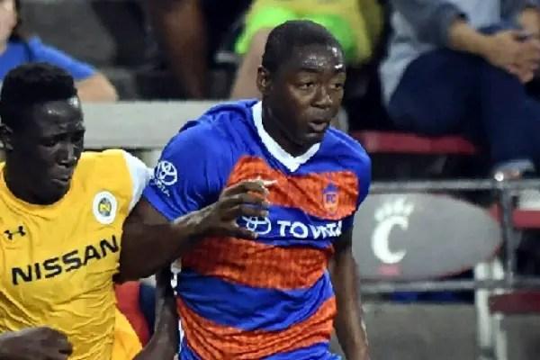 USL: Adi Happy With Debut Appearance For FC Cincinnat