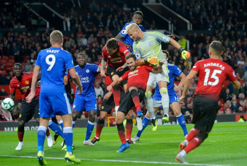 Ndidi: Leicester City Will Bounce Back From Defeat To Man United
