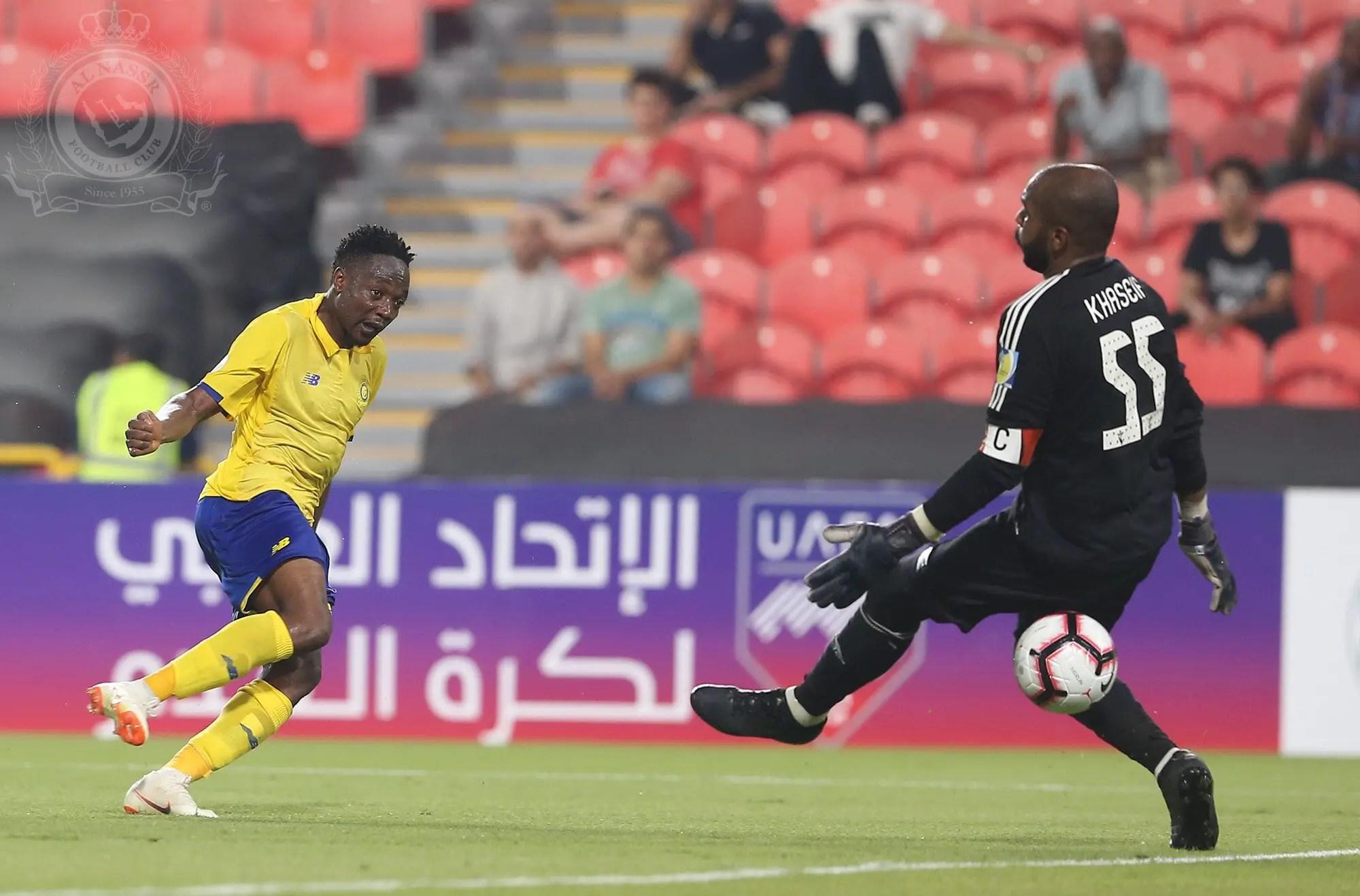 Musa Targets More Goals For Al Nassr After Scoring Debut Vs Al Jazira