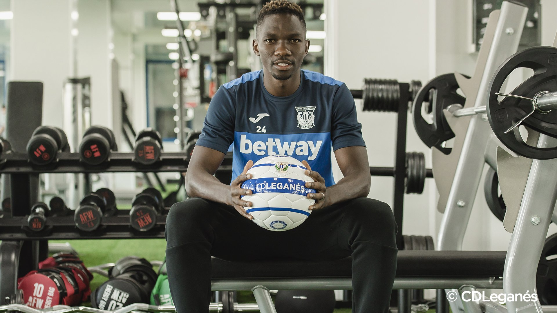Omeruo Grateful To God, Agent, Wife After Loan Switch To CD Leganes