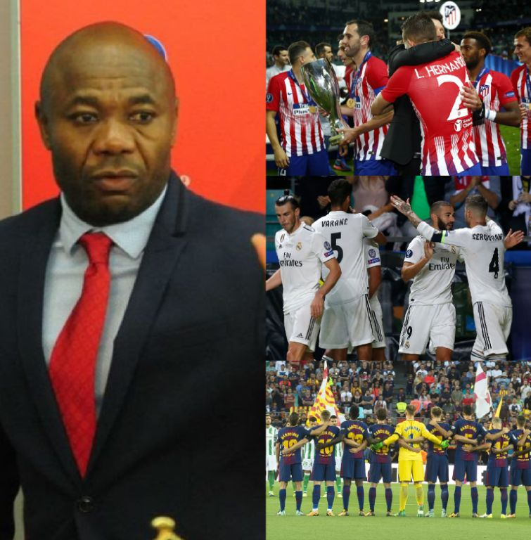 INTERVIEW – Amuneke: 2018/19 LaLiga Will be Tough For Real Madrid, Good For Omeruo, Simon